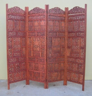 Sheffield Four-Panel Screen, Valuable And Winsome Home Decor Brand IOTC