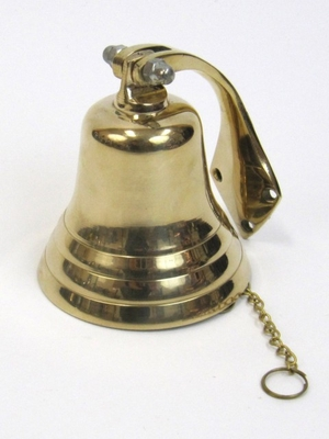 Ship Bell A Fantastic Nautical Decor For Outdoor And Indoor Both Brand IOTC