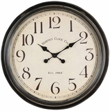 Simple and Effective Whitley Clock by Cooper Classics