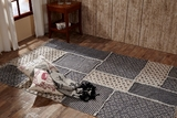 Simply Effective Elysee Patchwork Rug Rect by VHC Brands