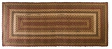 Simply Stunning Tea Cabin Jute Rug/Runner Rect by VHC Brands