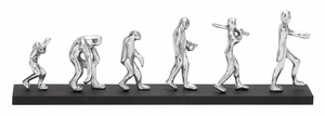 Six Men Sculpture A Meaningful Table And Shelf Decor Brand Woodland