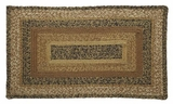 Slick and Sharp Kettle Grove Jute Rug Rect by VHC Brands