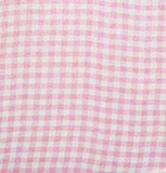 Small Basket Liner in Pink by Redmon