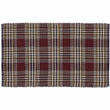 Small Jackson Wool & Cotton Rug Rect by VHC Brands
