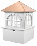 "Smithsonian Arlington Cupola 26inches x 37"" by Good Directions"