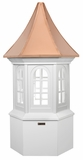 "Smithsonian Georgetown Cupola 30"" x 67"" by Good Directions"
