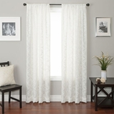 Soft White Laver - White Laver Curtain For A Dreamy Lightscape Brand Softline