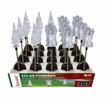Solar Holiday Garden Stakes - Set of 16 by Alpine Corp