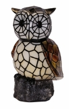 Solar Owl Statuary by Alpine Corp