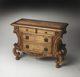 "Sonnet Inlaid Console Chest 42""W by Butler Specialty"