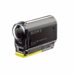 Sony Action Cam With Gps
