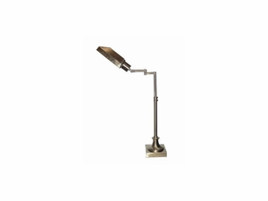 Sophisticated Piece of Victoria Swing Arm Task Lamp by 4D Concepts