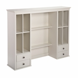 Spacious & Modern Piece of Sunbury Hutch by Southern Enterprises