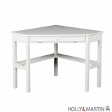 Sparkling Piece Holly & Martin Alexander Corner Computer Desk by Southern Enterprises