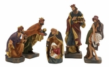 Spectacular Set Of 5 Nativity - 76734 by Benzara