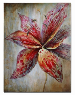 Splash Of Spring Wall Decor with Floral Design Brand Uttermost