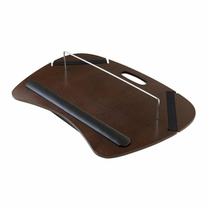 Splendid Kane Lap Desk with Cushion by Winsome Woods