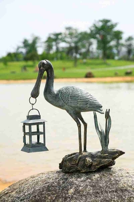 Spoonbill Lantern Satisfies The Everlasting Craze For Spoonbill Brand SPI-HOME