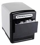 SPT-IM-120S Portable Ice Maker with Stainless body by Sunpentown