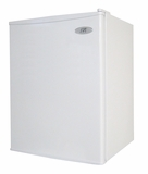 SPT-RF-250W-2.5 cu.ft.-Compact Refrigerator ? White by Sunpentown