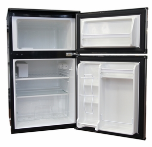 SPT-RF-320S-3.2 cu.ft.-Double Door Refrigerator ? Stainless by Sunpentown