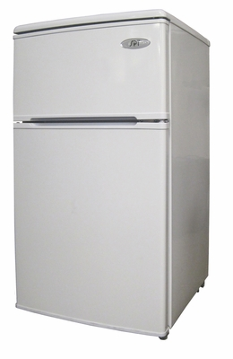 SPT-RF-322W 3.2 cu.ft.-Double Door Refrigerator with Energy Star ? White by Sunpentown