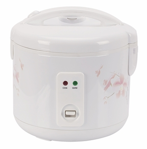 SPT-SC-1813W 10-cups Rice Cooker by Sunpentown