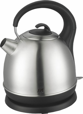 SPT-SK-1715S 1.7L Stainless Cordless Kettle by Sunpentown