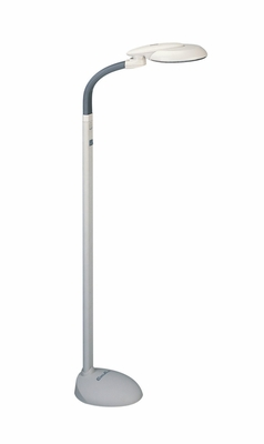 SPT-SL-810 Easy Eye Energy Saving Floor Lamp with Ionizer (4-tube) by Sunpentown