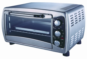 SPT-SO-1006-Stainless Countertop Convection Oven by Sunpentown