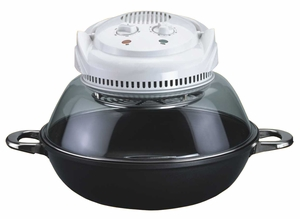 SPT-SO-2007-Convection Oven with Wok Base and Nano-Carbon plus FIR Heating by Sunpentown