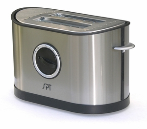 SPT-SO-337T-2-Slot Stainless Steel Toaster by Sunpentown