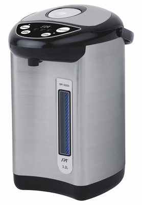 SPT-SP-3203 3.2L Hot water Dispenser with Multi-Temp Feature by Sunpentown