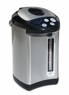 SPT-SP-3618 3.6L Hot Water Dispenser with Stainless Body & Multi-Temp by Sunpentown