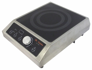 SPT-SR-182C -800W-Commercial Induction (Countertop) by Sunpentown