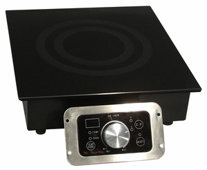SPT-SR-182R-1800W Commercial Induction (Built-In) by Sunpentown