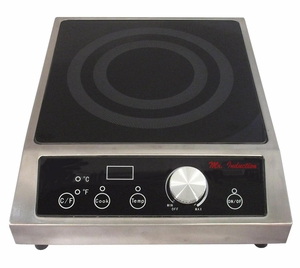 SPT-SR-343C-3400W Commercial Induction (Countertop) by Sunpentown