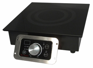 SPT-SR-343R-3400W Commercial Induction (Built-In) by Sunpentown