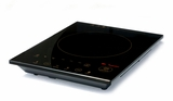 SPT-SR-963T-1300W Induction in Black (Built-In/Countertop) by Sunpentown