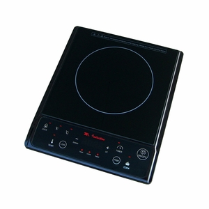 SPT-SR-964TB-1300W Induction in Black (Countertop) by Sunpentown