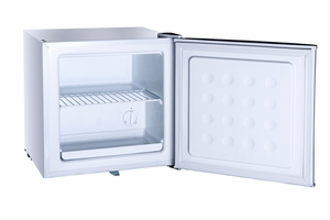 SPT-UF-150W-1.1 cu.ft.-Upright Freezer ? White by Sunpentown