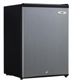 SPT-UF-213SS-2.1 cu.ft.-Upright Freezer ? Stainless by Sunpentown