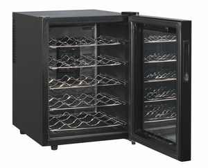 SPT-WC-20TL-20-bottle Thermo-Electric Wine cooler with Touch-Sensitive Control by Sunpentown