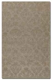 St Petersburg Grey 8' Rug Detailed in Loop and Cut Pile Brand Uttermost