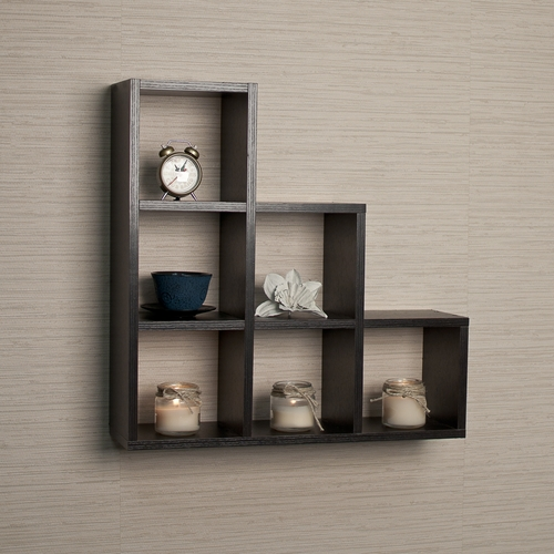 Buy Stepped Six Cubby Decorative Black Wall Shelf By Danya B. Room Deodorizer Machine. Inexpensive Home Decor. Patio Mate Screen Room. Decorations For Shelves In Living Room. Turquoise Room Decor. Living Room Furniture Sets For Sale. Baby Room Ideas Boy. Weird House Decor