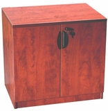 Storage Cabinet - Cherry by Boss Chair