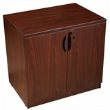 Storage Cabinet - Mahogany by Boss Chair