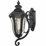 Straford Exterior Light Collection Amazing Styled 1 Light Exterior Lighting in Oil Weathered Bronze by Yosemite Home Decor