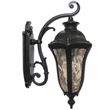 Straford Exterior Light Collection Awestruck 1 Light Exterior Lighting in Oil Weathered Bronze by Yosemite Home Decor